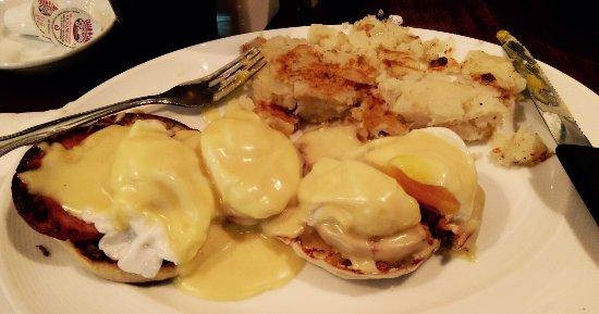 Kenilworth, نيو جيرسي: Great Eggs Benedict