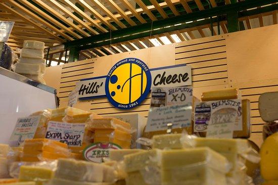 Flint, MI: Beautiful cheese selection