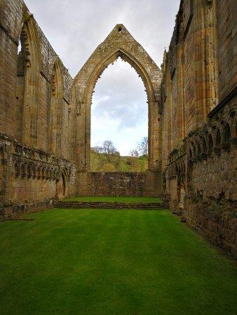 Bolton Abbey, UK: Abbey