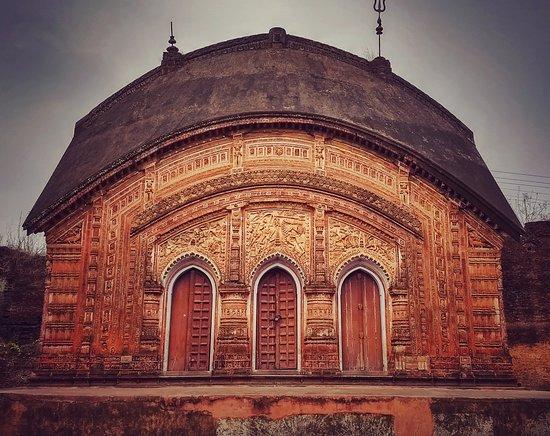 Char Bangla Temple, Murshidabad - TripAdvisor