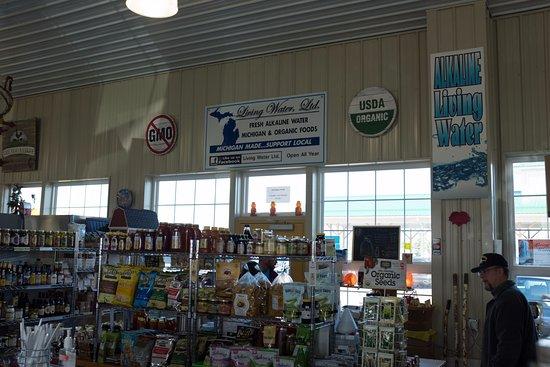 เดวิสัน, มิชิแกน: NON GMO