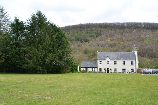 Llanllawddog, UK: Glangwili Mansion
