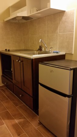 Yorkton, Canada: Kitchenette Unit