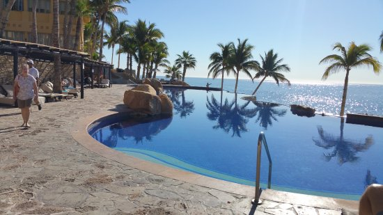 Grand Fiesta Americana Los Cabos All Inclusive Golf & Spa: Our private owners pool