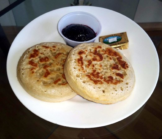 Parker, CO: English Crumpets