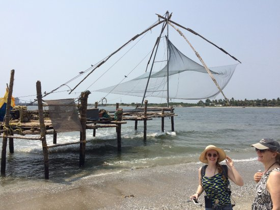 Heavenly Home Stay: Chinese Fishing nets.