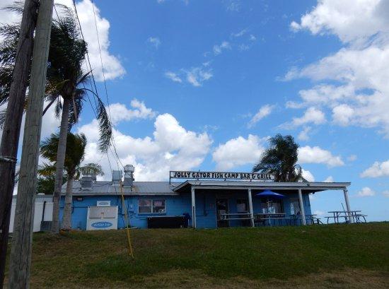 Exterior Picture Of Jolly Gator Fish Camp Geneva Tripadvisor