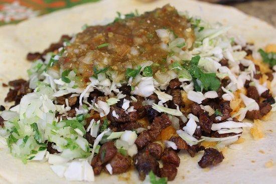 Манхэттен, Канзас: Taqueria Los Burritos