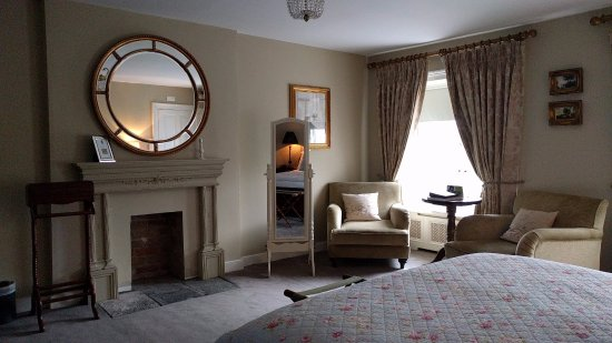 No. 1 Pery Square Hotel & Spa: Bedroom