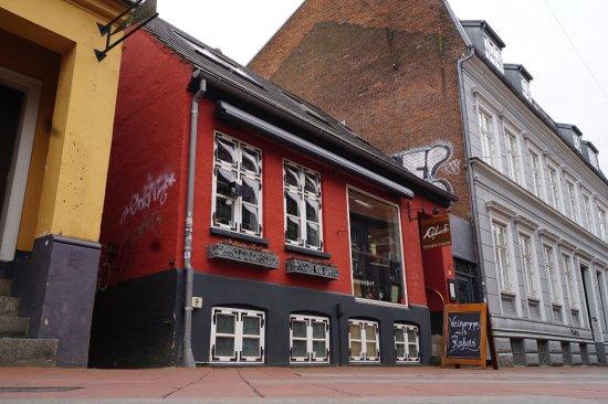 Kolding, Dinamarca: Widok z zewnątrz