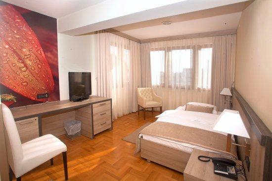 Hotel Calypso: Single room