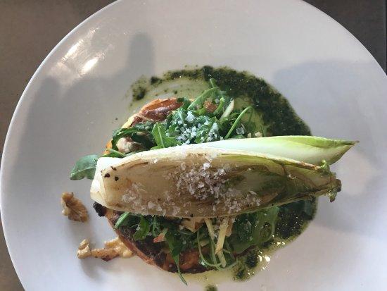Albury, Australia: Soufflé and gnocchi