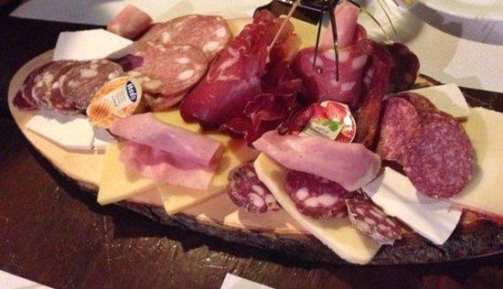 Infernetto, Italy: ...cenetta!!!