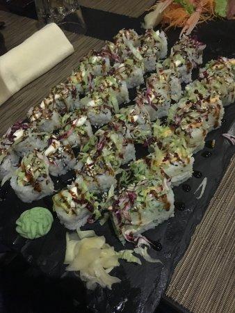 San Dona Di Piave, Italy: Sushi eccccccezzzzzzionale veramente!