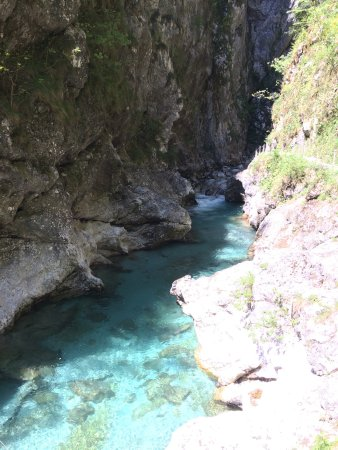 Tolmin Gorge: photo1.jpg