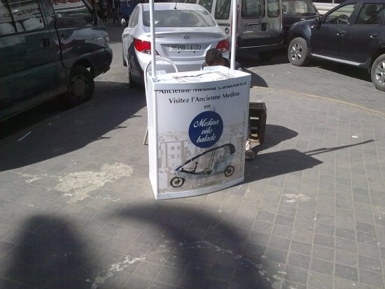 Medina Vélo Balade