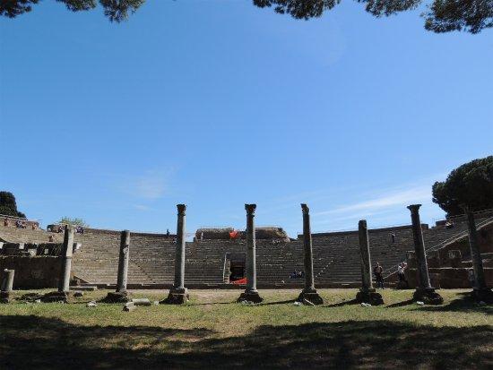 Ostia Antica ภาพถ่าย