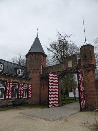 Haarzuilens, The Netherlands: Entrance Gates