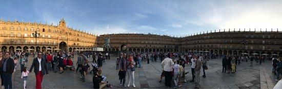 Salamanca's Plaza Mayor : photo0.jpg