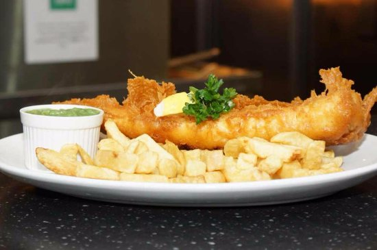 Stevenage, UK: This is what a large cod should look like !
