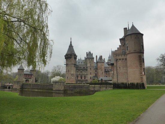Haarzuilens, The Netherlands: Side View