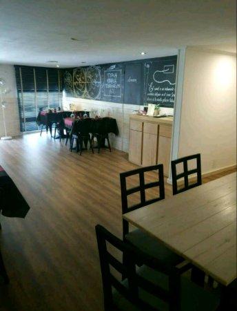 Restaurante kamal gastroteca en pontevedra con cocina - Cocinas en pontevedra ...