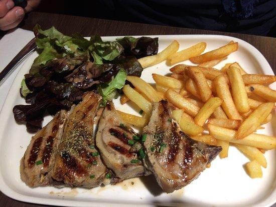 Ussac, Fransa: Buone carni