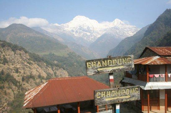 Kathmandu Valley, نيبال: Annapurna