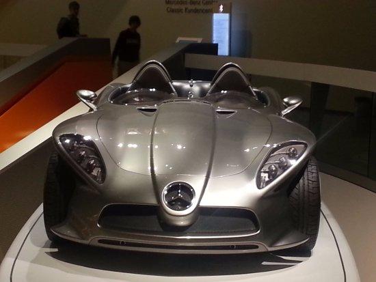 Mercedes Benz Museum Future