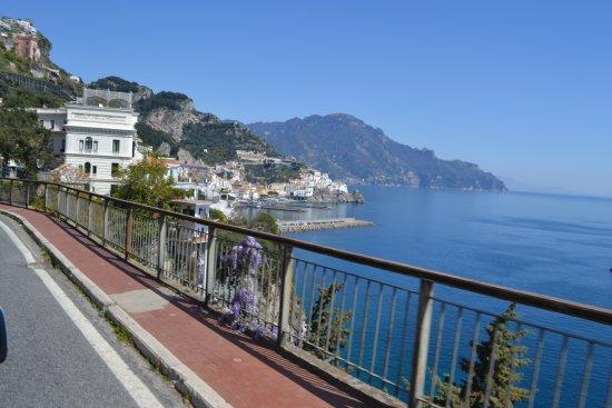 Cuomo Limo - Amalfi Coast Driver : beautiful views