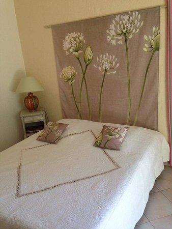 Carry-le-Rouet, Francia: Chambre Provence et jardin