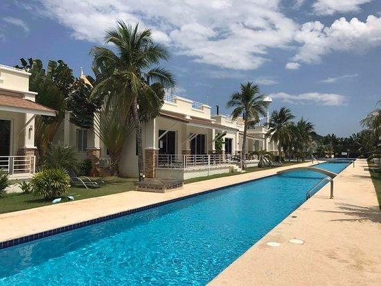 Sam Roi Yot, Tayland: Relaxing pool