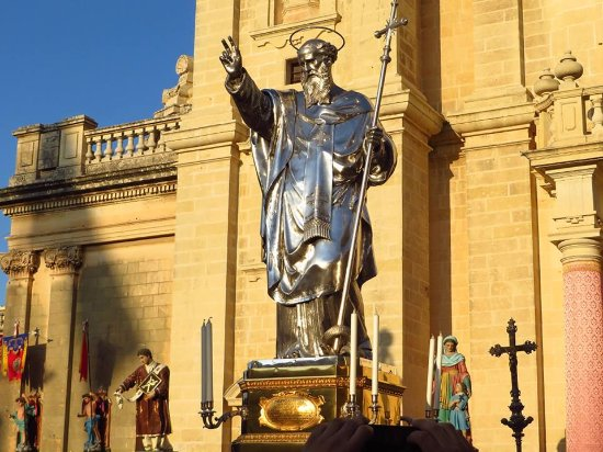 St. Philip of Aggira's. Haz-Zebbug feast celebrated 2nd Sunday of June.