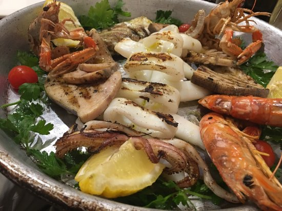 Pregnana Milanese, Italia: Che mangiata