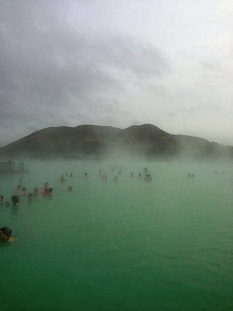 Grindavík, Islandia: Auch bei Regen schön und erholsam