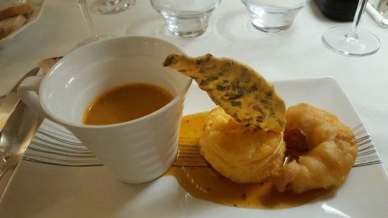 Auberge Napoleon Restaurant: Resized_20170422_213754_large.jpg