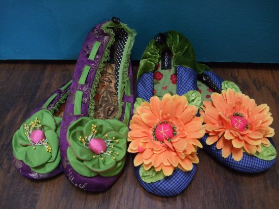 Cave Creek, AZ: The cutest ladies slippers!  We have other great gift ideas too!