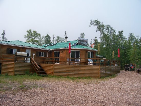 Uranium City, Kanada: Indianhead Fishing Lodge