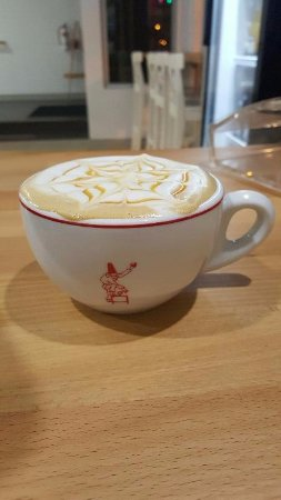 Burien, WA: Caramel Latte