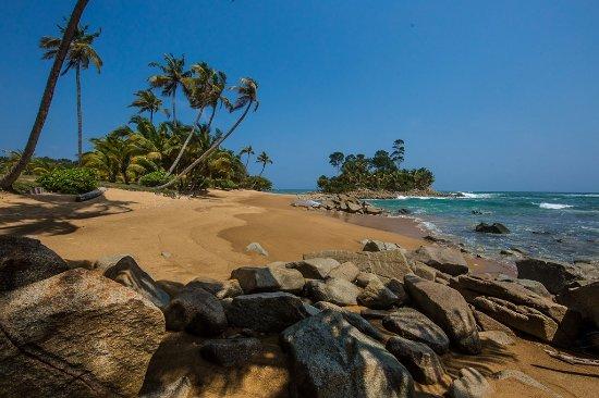 Axim, Ghana: Ocean Side Beach area
