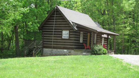 smoky log cabin myths great heaven rentals blog mountain cabins renting living of piece about rooms