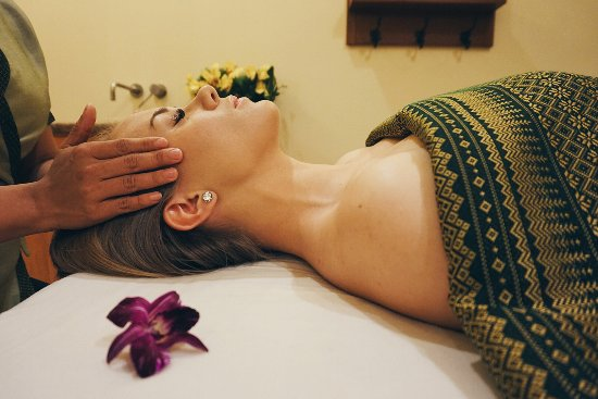 Port Coquitlam, Kanada: Sabai Thai Spa // Scalp Massage
