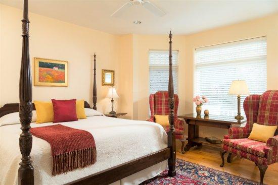 Woodley Park Guest House: Room 122