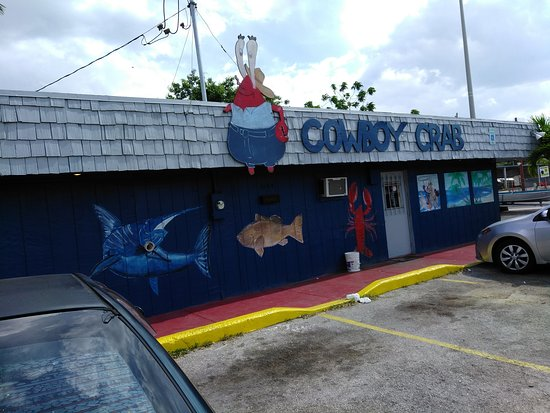 Img 20170420 155234 picture of cowboy crab and for Fish restaurant fort myers