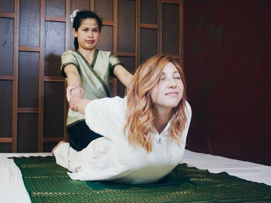 sabai Thaimassage spa guiden