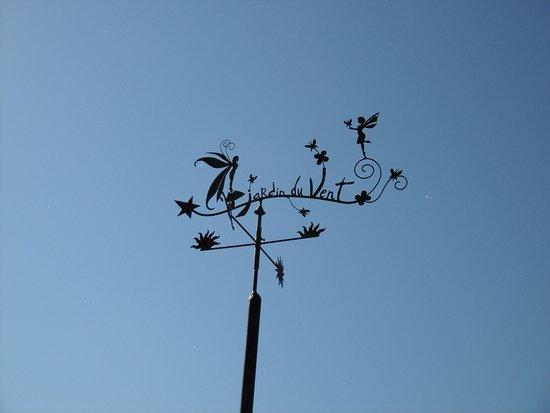 girouette photo de jardin du vent notre dame de monts. Black Bedroom Furniture Sets. Home Design Ideas