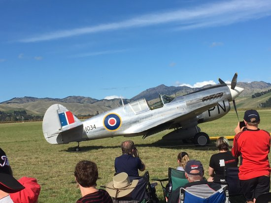 Omaka Aviation Heritage Centre: War birds