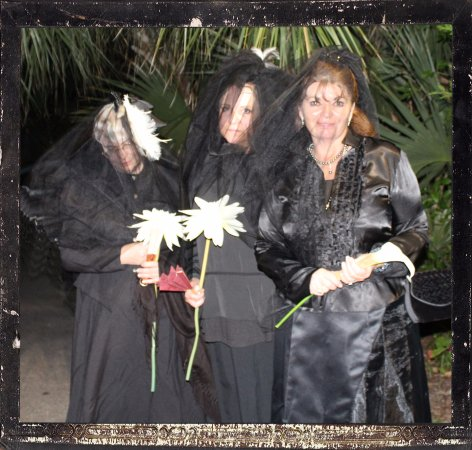 Osprey, FL: Victorian Funeral at Historic Spanish Point