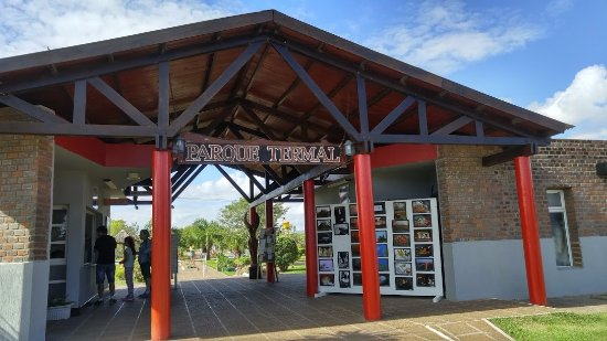 Chajarí, Argentina: boleteria entrada principal