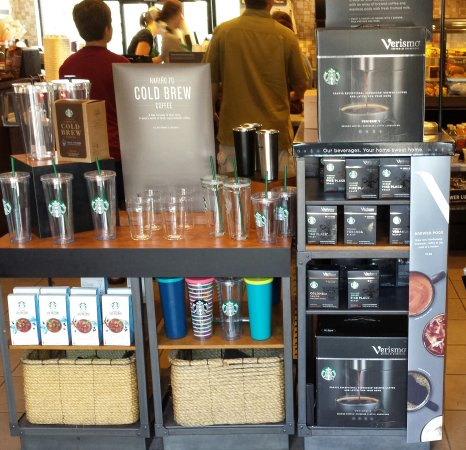 Starbucks: Coffee Items